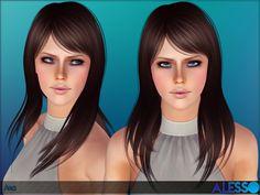 Alesso Ana hair