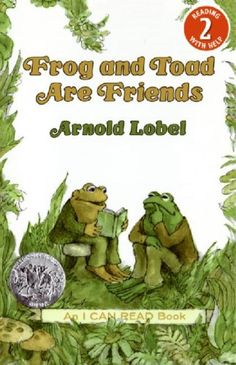 Frog and Toad by Arnold Lobel. This series is one of the quintessential easy reader series; it is a MUST for any child!! These two friends have become the standard for easy reader book friends.