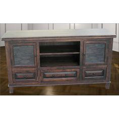 Found it at Wayfair - Castle TV Stand