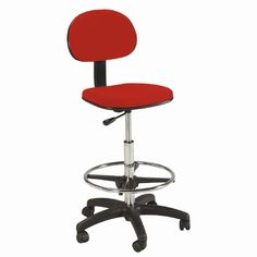 Martin Universal Design Height Adjustable Drafting Chair