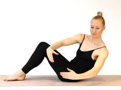 Ballerina-Workout: Video: Diese 3 Übungen zaubern Ballerina-Bauchmuskeln