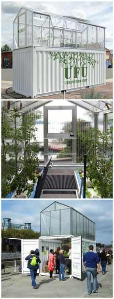 19 Marvelous Structures That Prove Shipping Containers Are Just LEGO For Architects Glass Ceiling?