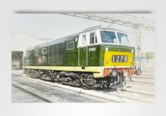 Available as canvas metal and wooden block prints. The post Class 35 Hymek Digital Art Wall Print appeared first on GDMK Images. Block Prints, Wall Prints, Canvas Art Prints, Next Wall Art, Wall Art Pictures, Wooden Blocks, Picture Wall, Digital Art, Wall Decor