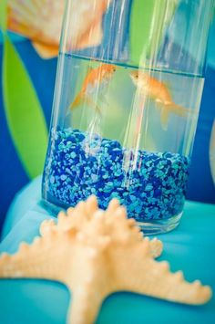 Under The Sea Water Party Planning Ideas Supplies Idea Cookies Decor