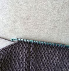Hottest Absolutely Free Tunisian Crochet purl Thoughts You've seen your outrageous tow hooks that are employed help to make Tunisian crochet , as well as Love Crochet, Crochet Hooks, Knit Crochet, Tunisian Crochet Patterns, Knitting Patterns Free, Crochet Needles, Pom Pom Hat, Crochet Projects, Crochet Tutorials