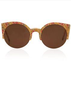Poppy & Daisy Retro Lucia Liberty print sunglasses