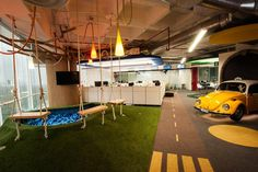 Google Mexico by Space Architects