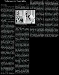 PerformInk; February 14, 2003