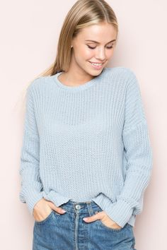 Brandy ♥ Melville | Bronx Sweater - Sweaters - Clothing