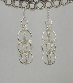 Persian Orbs  Full Persian Sterling Silver