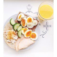 Sunday brekkie ☺️ #goodmorning #sunday #breakfast #brekkie #foodpic #foodie #healthy #sundaymorning #vsco #vscocam #instafood #fall #Padgram