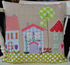 pillow from Sarah by dutch-colours, via Flickr