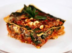 Vegetable Lasagna, contributed by Community Member, Leah Blankley