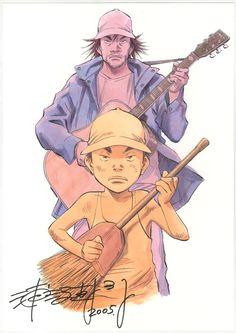 Naoki Urasawa Art Livre Manben Pluto 20th Siècle Garçons