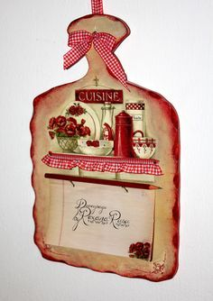 Wall hanging wooden sign with notes - Unique design - special Christmas gift - wall decor - decoupage www.decoupagebyroxanarusu.com
