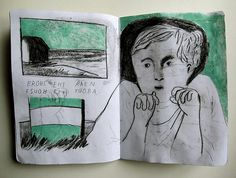 sketchbook project p5 | Flickr - Photo Sharing!