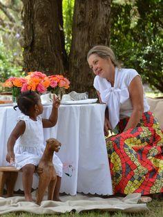 Linda Dress & Nathalie Skirt #kitenge #africa #dress #africanfashion #fashion #nairobi #africandress #kenya #girlsfashion #kidskitenge #girlswear  #girls
