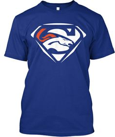 Limited Edition - Super Broncos Tee  5d80a7ed5