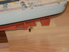 Scale Model Ships, Scale Models, Bismarck Model, Building, Color, Buildings, Colour, Scale Model, Construction