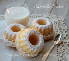 Ciambelle morbide margherita:deliziose merendine realizzate con l'impasto pasta margherita. Soffici,golose anche il giorno dopo. Buone a colazione e merenda