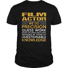 Awesome Tee  FILM-ACTOR T-Shirts