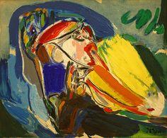 Le bon sauvage - Asger Jorn, 1969