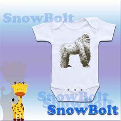 kingkong on extra soft baby ... from snowbolt on Wanelo