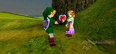 Zelda valentine's day Valentines Day, Zelda, Image, Valentine's Day Diy, Velentine Day, Valantine Day, Valentine's Day, Legend Of Zelda, Valentines