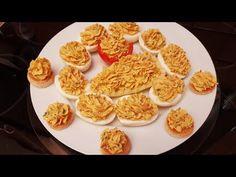 (5) Tojáskrém Húsvéti tojáskrém / Szoky konyhája / - YouTube Waffles, French Toast, Breakfast, Youtube, Anna, Food, Turmeric, Meal, Essen