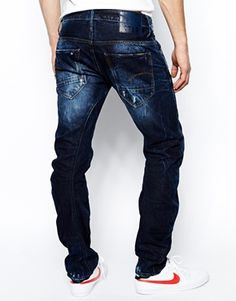G-Star fashion Jeans Arc 3D Slim Wisk Denim shop,£79.50 | Slim Fit G-Star 107