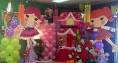 Wonder if I can replicate any of this. Rock Star Party, Lalaloopsy, Gingerbread, Birthday, Party Ideas, Decoration, Event Organization, Art, Decor