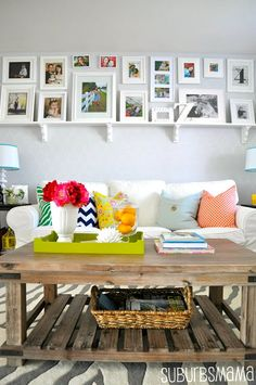 6th Street Design School | Kirsten Krason Interiors : Feature Friday: Suburbs Mama (pinned with permission from blogger)