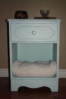 Vintage Renewed #shabbychic #antique #furniture #beautiful