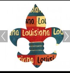 Louisiana Fleur