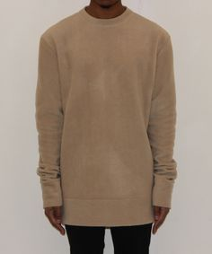 Beige LS Polar | Nobless Couture