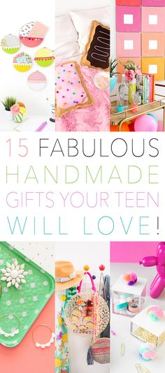 56 Super Ideas Birthday Crafts For Teens Diy Girl Gifts Birthday Present Diy, Birthday Gifts For Teens, Birthday Crafts, Birthday Presents, Birthday Recipes, Teen Girl Crafts, Diy For Girls, Diy For Teens, Arts And Crafts For Teens