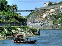 O Porto e o Douro