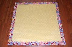 Fresh Cut Quilts Pattern Co.: Mitered Corner Baby Blanket Tutorial