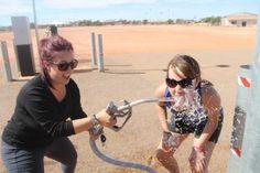 À ne pas manquer en Australie du Sud : les stations... à eau! de Coober Pedy