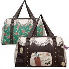 Overnight Bag Disaster Designs