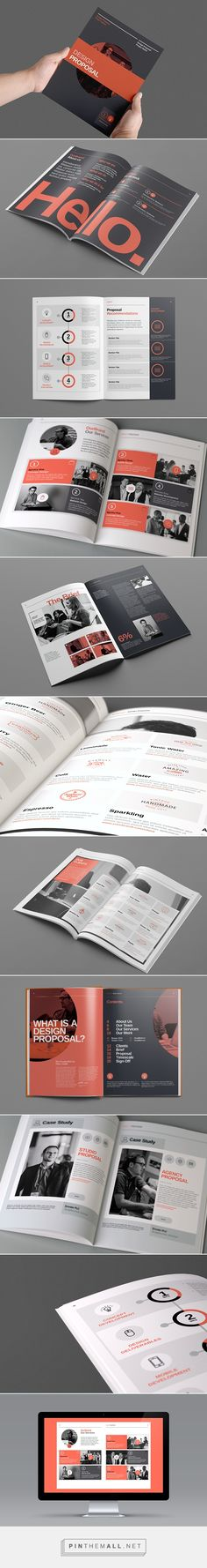 Studio Proposal on Behance - created via http://pinthemall.net