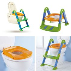 Seat Potty 3in1 Training Toilet Chair Trainer Kids Step Stool Urinal Girls Boys   | eBay