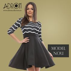 Unu dintre cele mai noi modele marca Adrom Collection este rochia R605, model la modă și foarte îndrăgit de clienții noștri. Comandă-l și tu en-gros direct de aici: www.adromcollection.ro/501-rochie-angro-r605.html