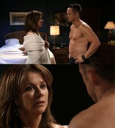 Alexis Davis: Falling in love with you and marrying you was the happiest time in my life. But it was built on the hope that you would change…that the better side of you would win. #Julexis