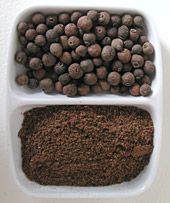 allspice | Out of the Frying Pan! Herb & Spice Encyclopedia: allspice