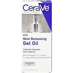CeraVe Ceramide Boost Facial Oil Gel, 1 Ounce