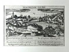 Grafik Prag Meisner 1630