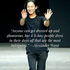 Happy Wednesday! You're halfway through the week. Here are 35 of the best fashion quotes of all time, according to Glamour.