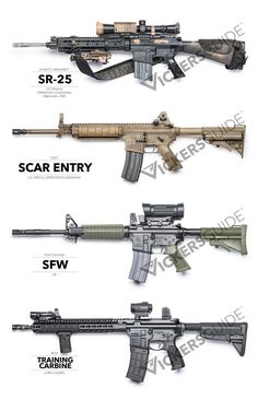 Military Weapons, Weapons Guns, Guns And Ammo, Tactical Rifles, Firearms, Battle Rifle, Weapon Concept Art, Assault Rifle, Cool Guns