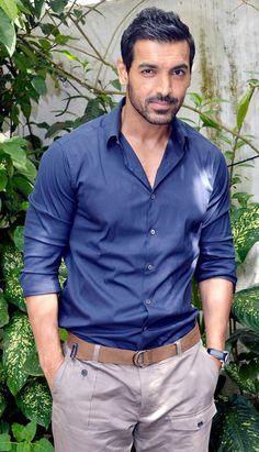 John Abraham #Bollywood #Style #Fashion